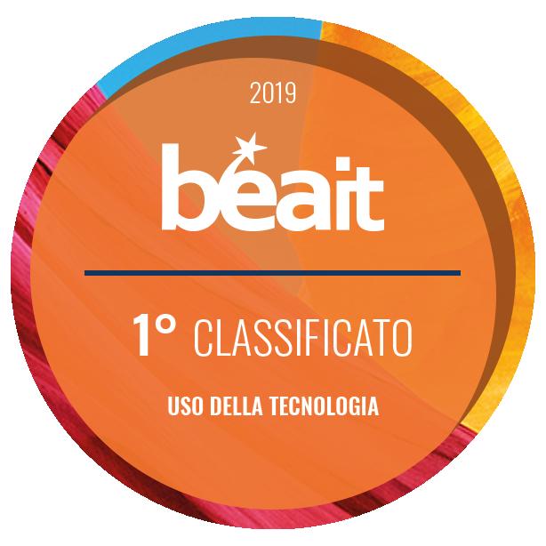 beait Award uso della tecnologia