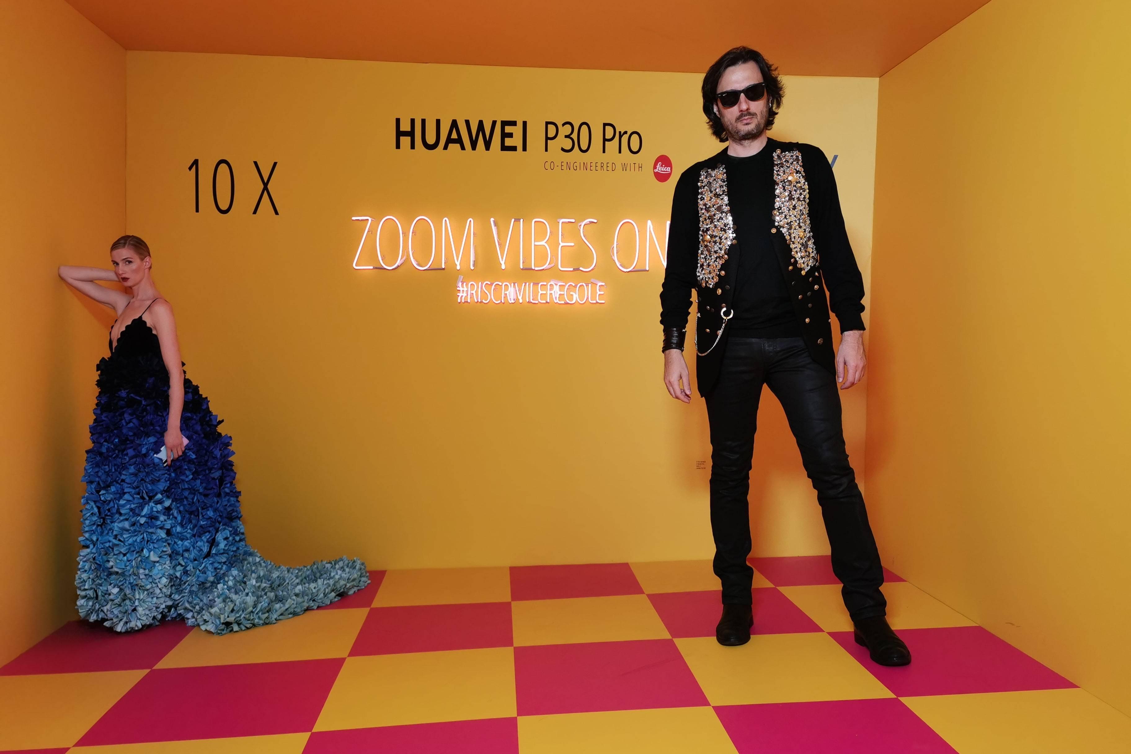 Huawei p 30 pro zoom vibe on