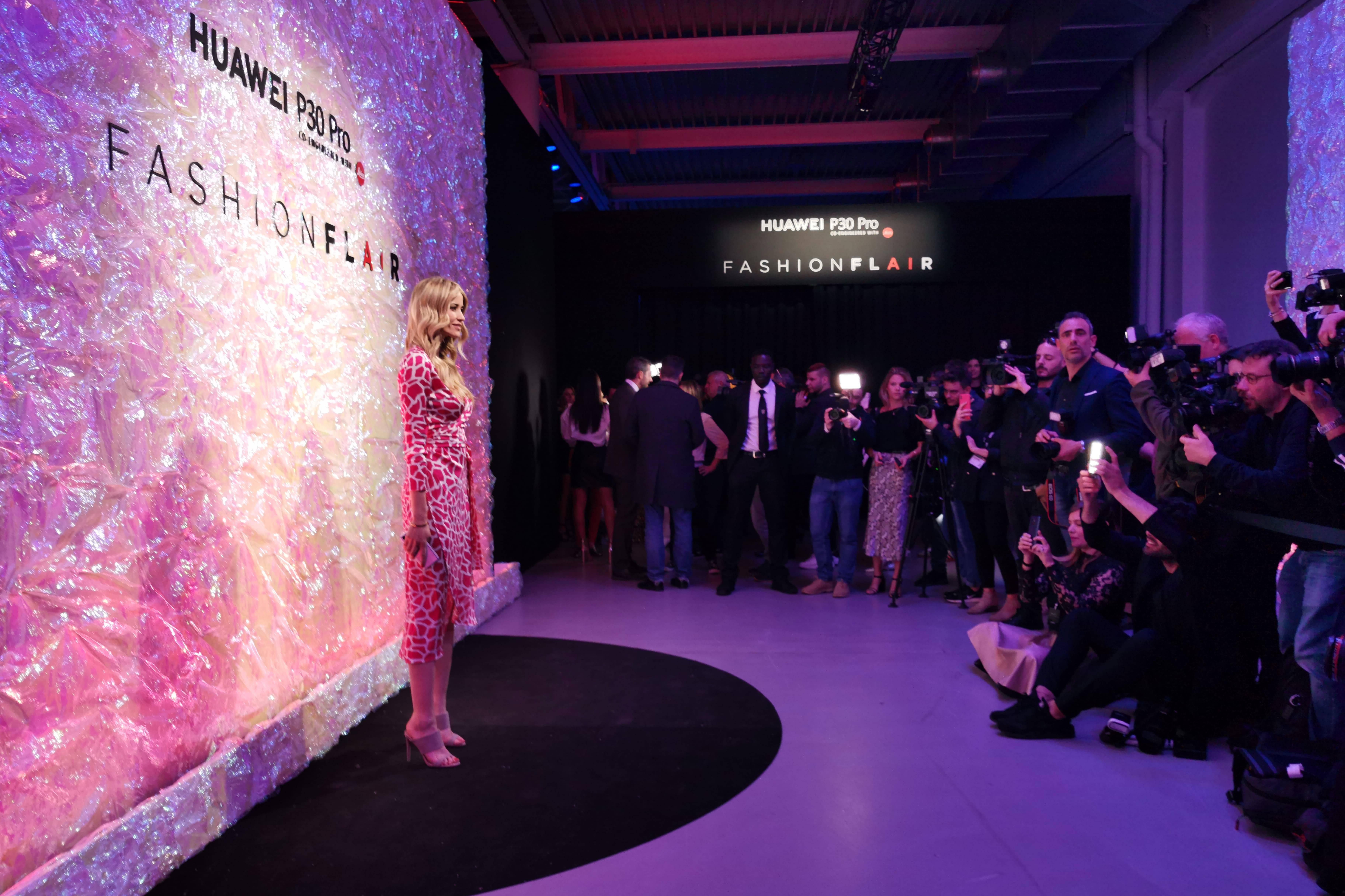 Huawei Fashion Flair elena santarelli