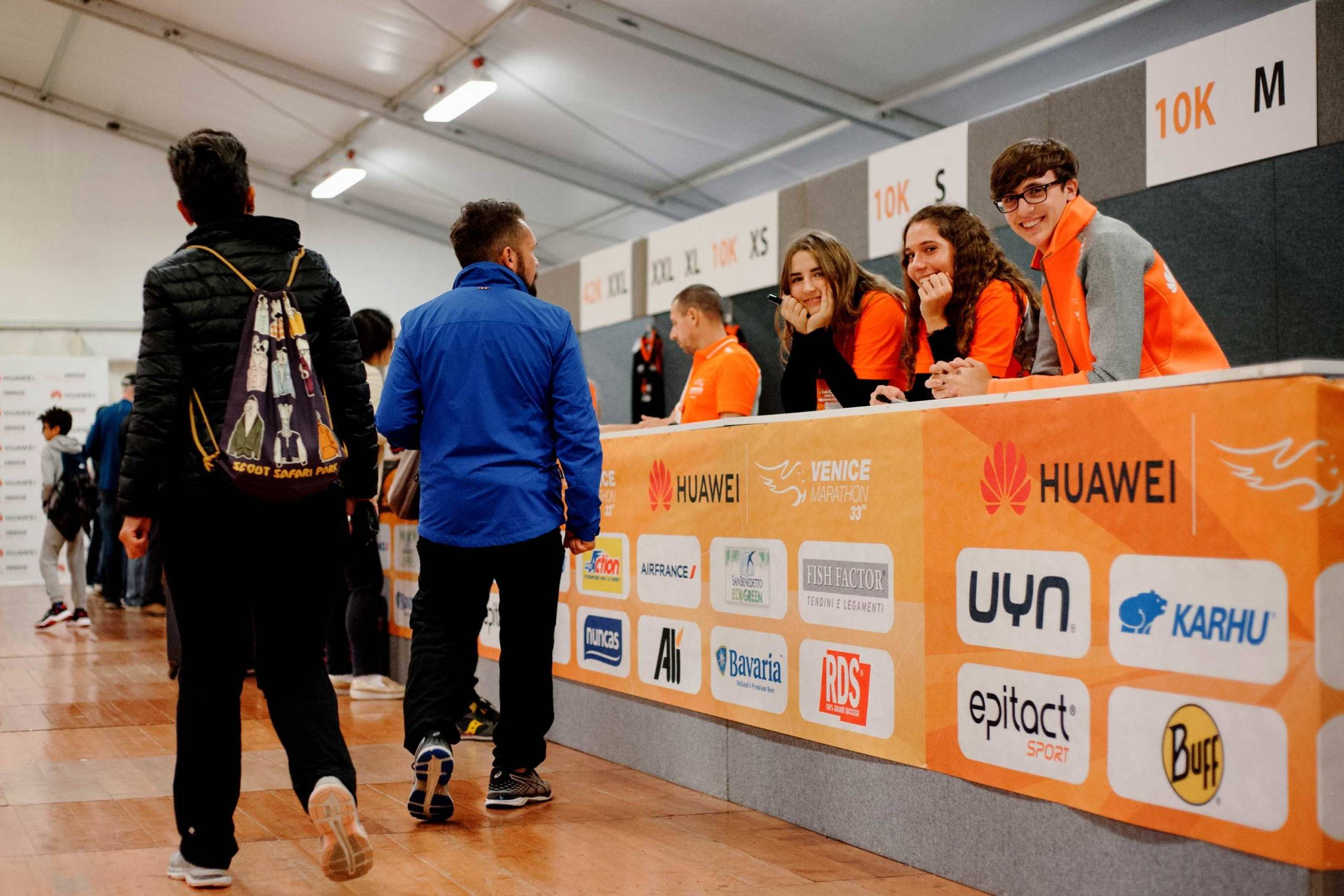 Staff lfm group al Huawei Marathons