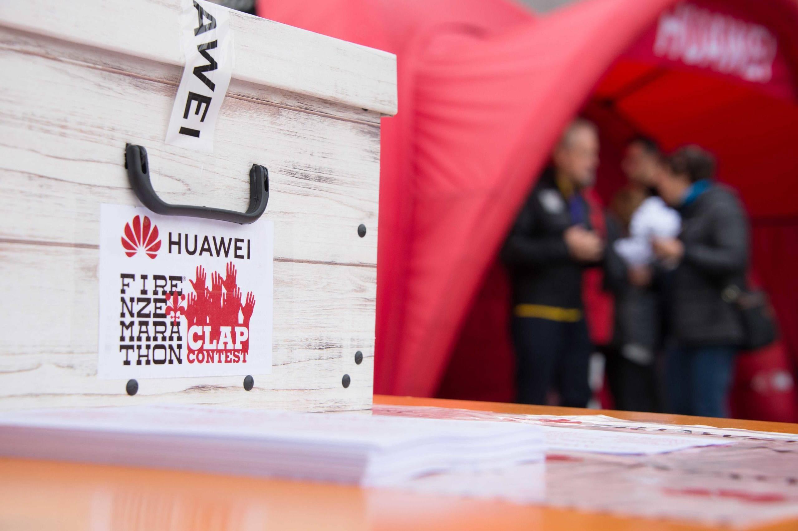 Firenze Marathons Huawei