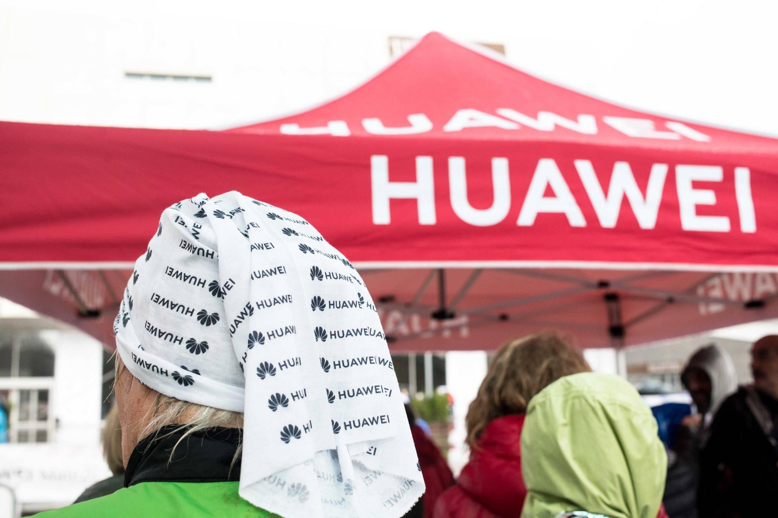 Huawei Sponsor Huawei Marathons