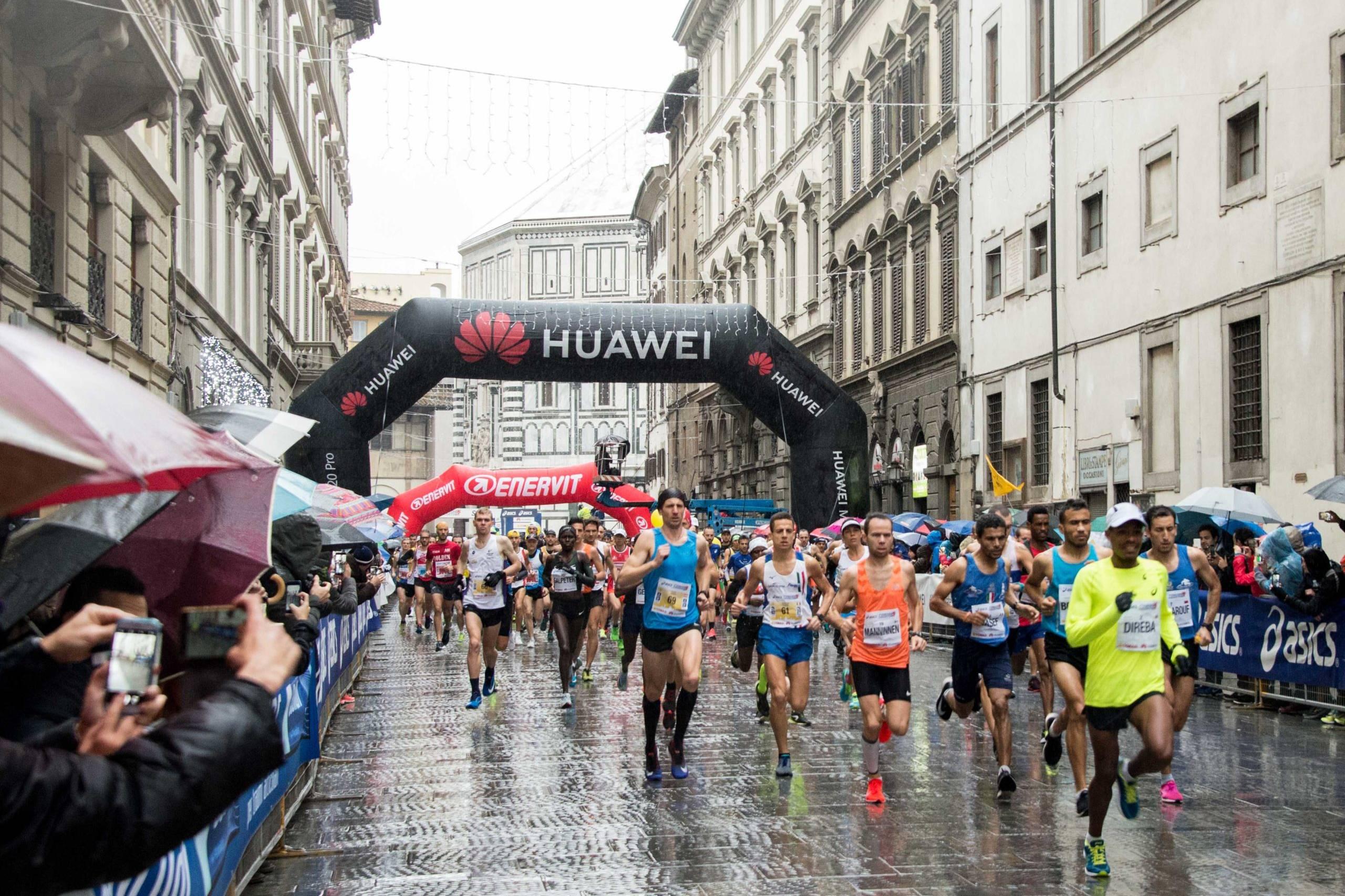 Huawei Marathons Florence