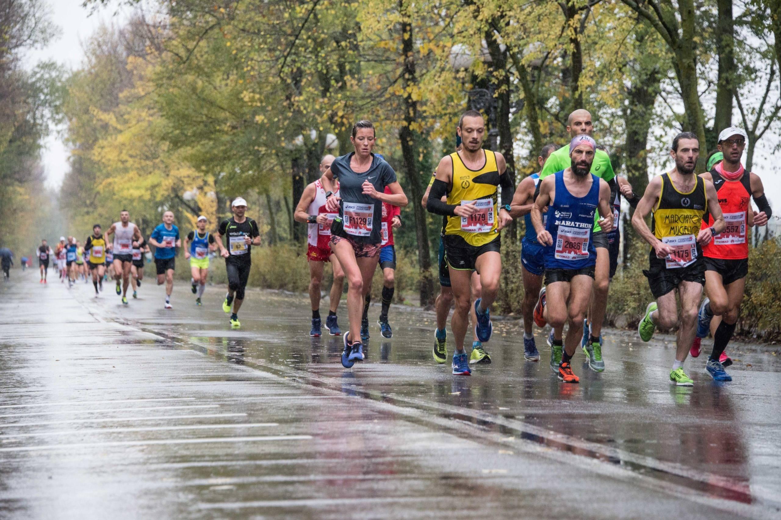 Corridori Huawei Marathons