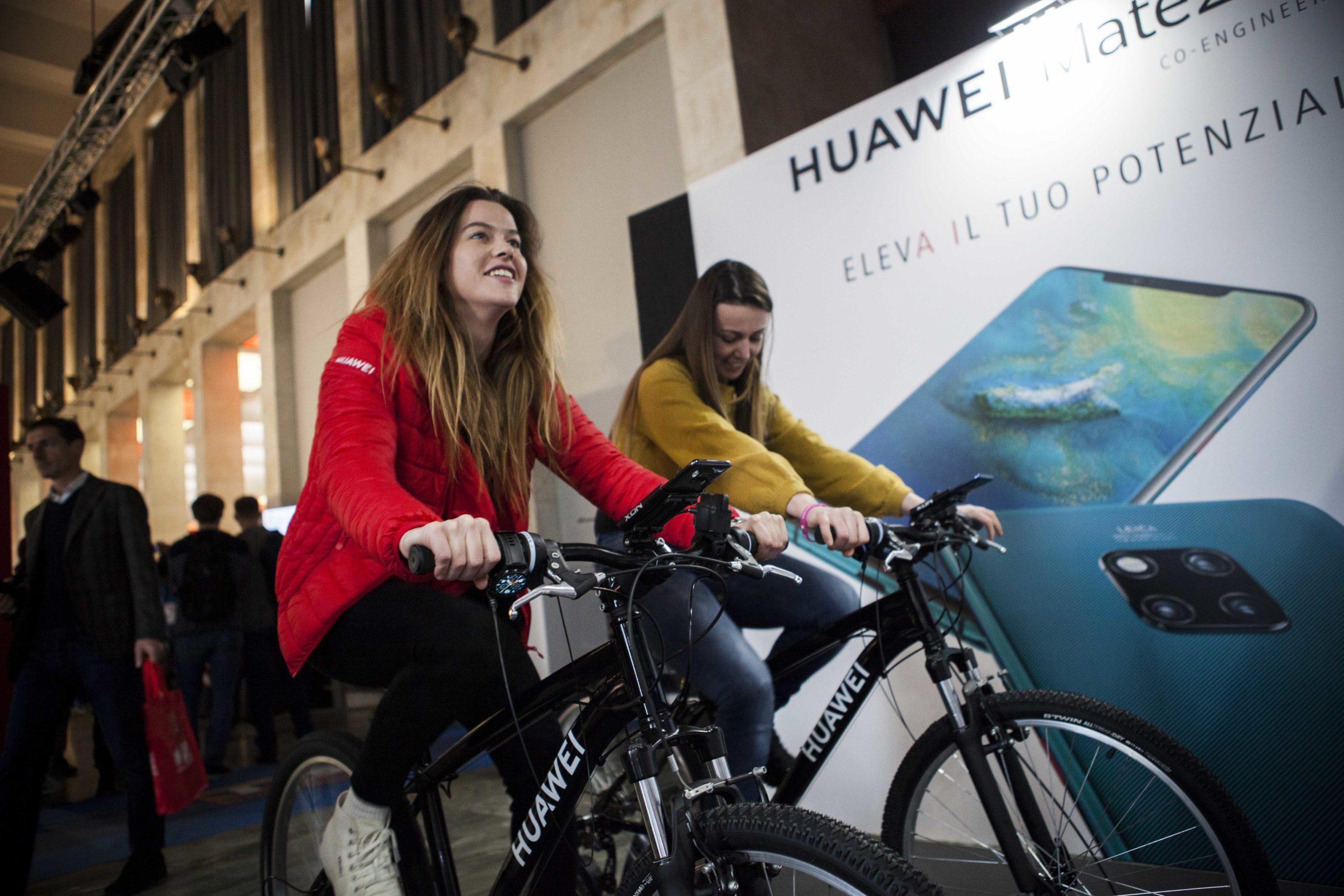 Bici smart Huawei