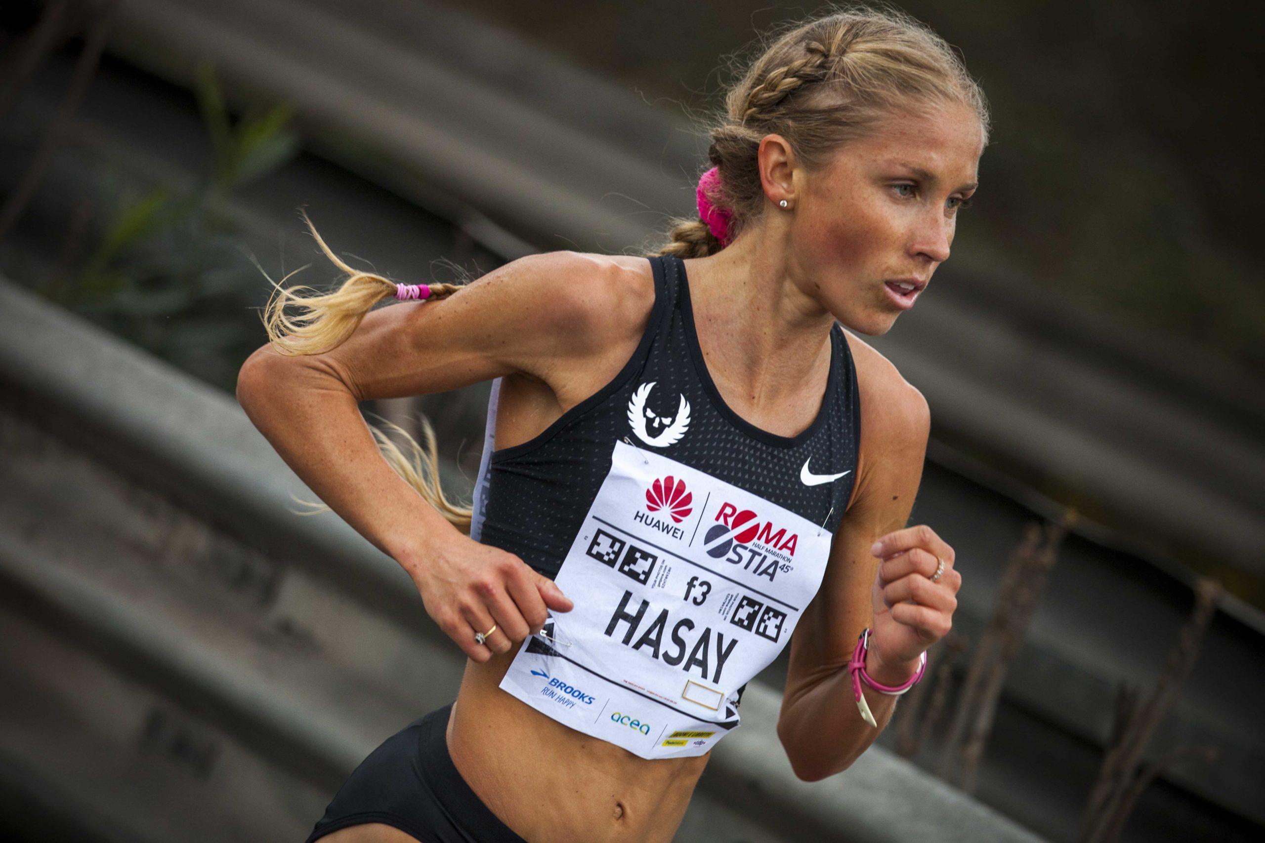 Sponsor Huawei runner maratona