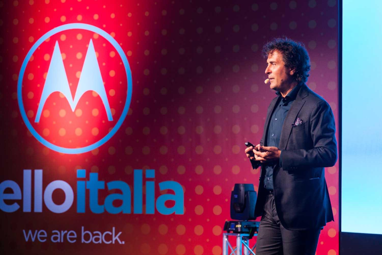 Presentazione evento Hello Moto