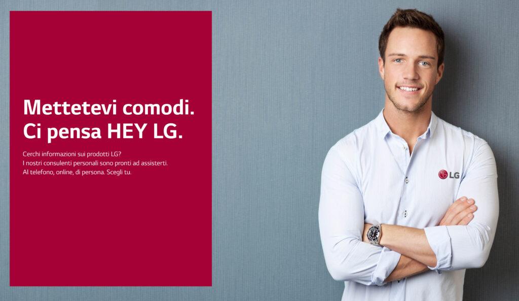 LG peronal Consultant